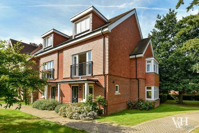 Thumbnail Semi-detached house for sale in Elliston Way, Ashtead