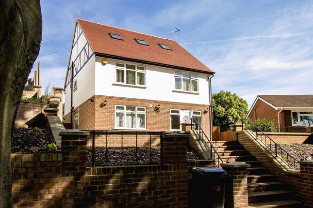 Thumbnail Detached house to rent in The Drive, Coulsdon