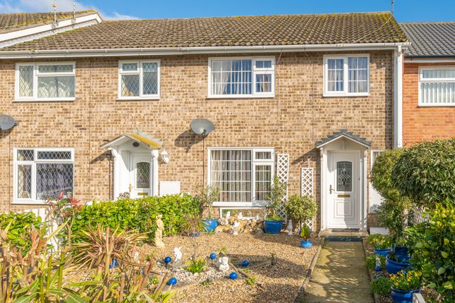 Thumbnail Terraced house for sale in Fairfax Court, Beccles, Suffolk