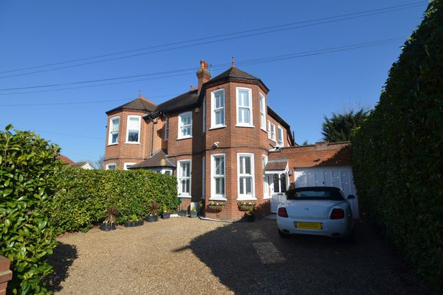Thumbnail Semi-detached house for sale in The Drive, Sidcup