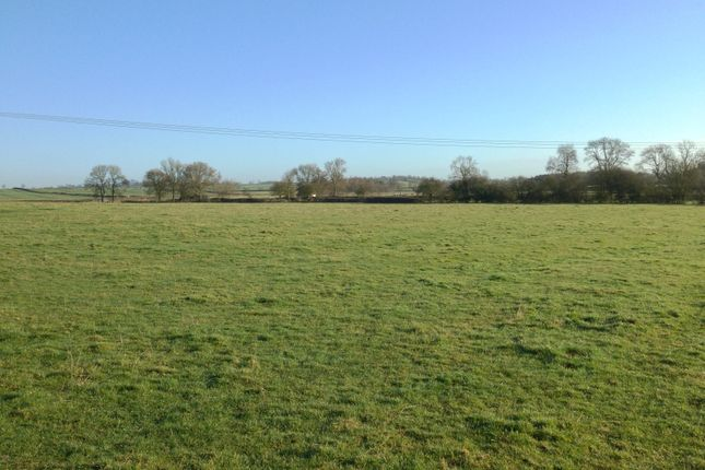 Thumbnail Land for sale in Harborough Road, Clipston