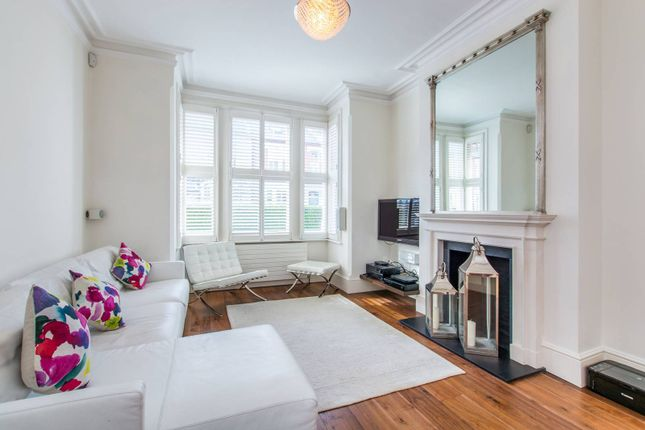 Thumbnail Terraced house for sale in Cupar Road, Battersea Park