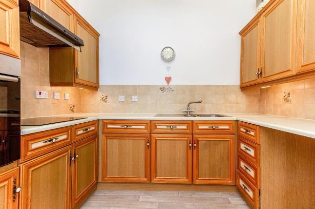 Kitchen of Wyredale Court, Harrow Avenue, Fleetwood, Lancashire FY7