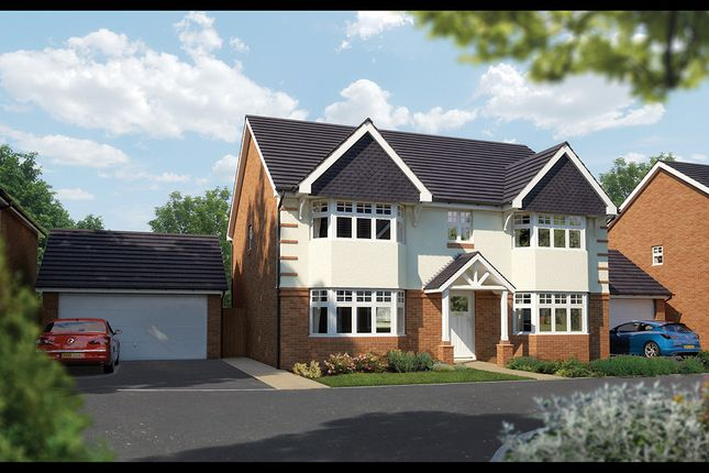 "Thumbnail Property for sale in ""The Ascot"" at Devon, Bovey Tracey"