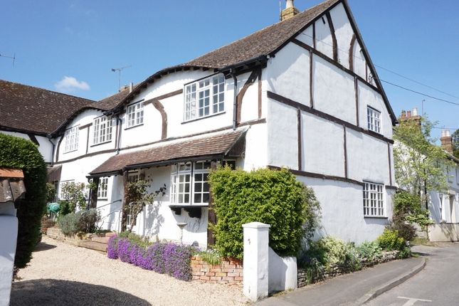 Thumbnail Semi-detached house for sale in Goodworth Clatford, Andover, Hampshire