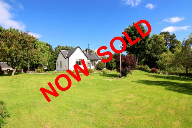 Thumbnail Cottage for sale in Calvine, Pitlochry