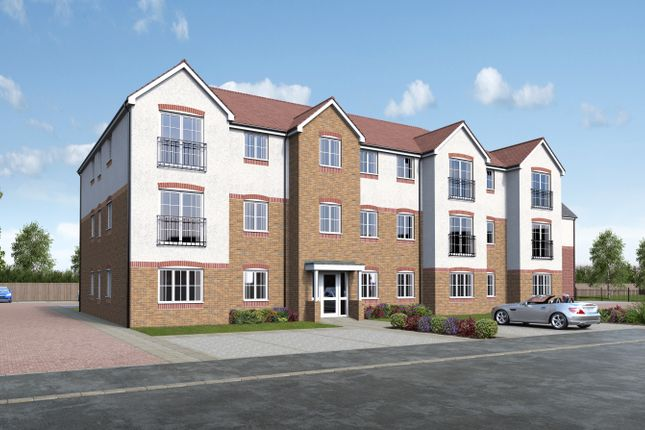 Thumbnail Flat for sale in Devonshire Gardens, Coopers Way, Blackpool