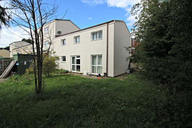 Thumbnail Detached house for sale in Lon Gwern, Newtown