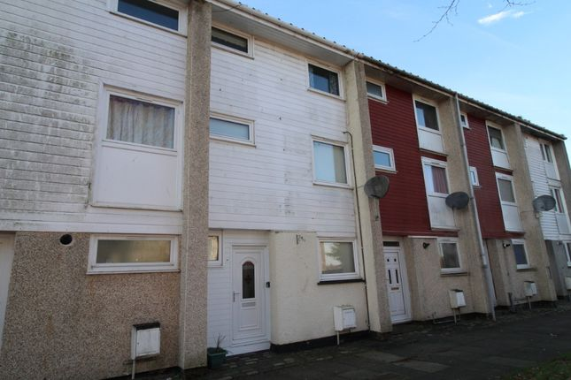 Thumbnail Town house to rent in Pine Court, Cumbernauld, North Lanarkshire