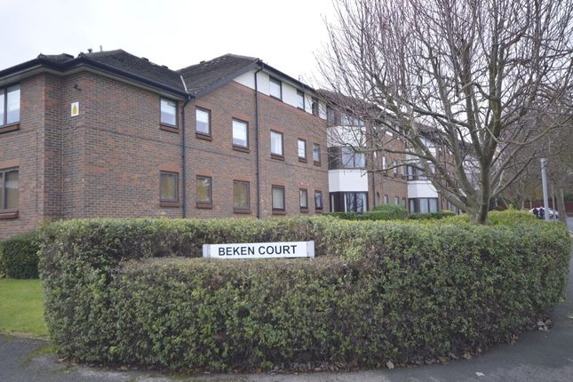 Thumbnail Flat for sale in Beken Court, First Avenue, Watford
