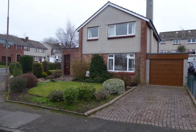 Thumbnail 3 bed detached house to rent in Mayburn Avenue, Loanhead, Midlothian