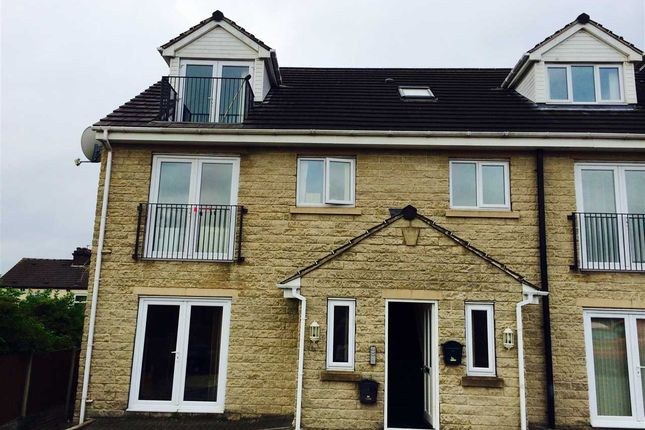 Thumbnail Flat to rent in Towngate, Mapplewell, Barnsley