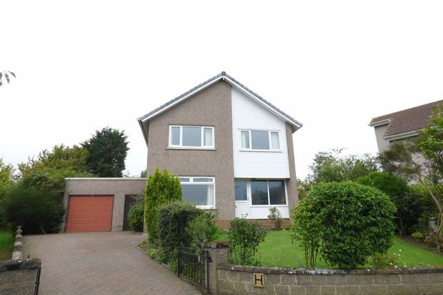 Thumbnail Detached house for sale in Mount Melville Crescent, Strathkinness, Fife