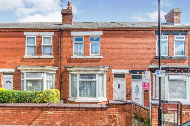 Terraced house for sale in Elmfield Road, Hyde Park, Doncaster