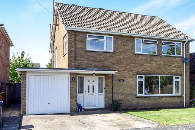 3 bed detached house for sale in Second Avenue, Wisbech