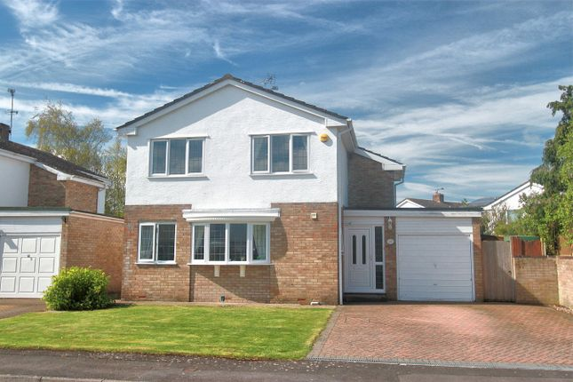 Thumbnail Detached house for sale in Court Meadow, Stone, Berkeley
