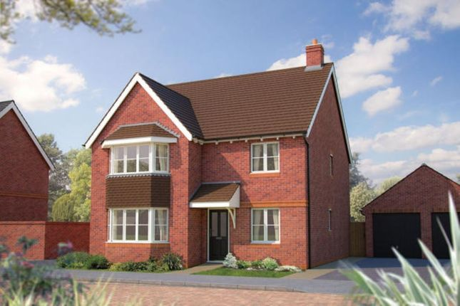 Thumbnail Detached house for sale in Beehive Lane, Davenham, Northwich