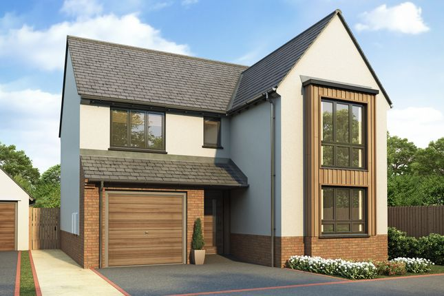 Thumbnail Detached house for sale in Plot 2028 - The Marlow+, Off Bristol Road, Frenchay, Bristol