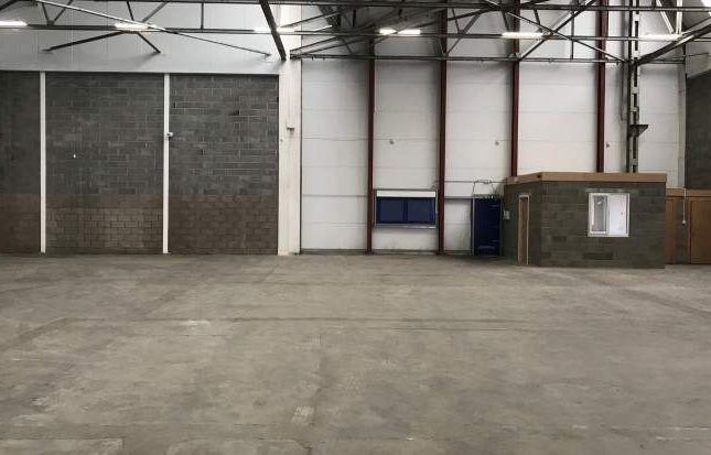 Light industrial to let in Gordon Avenue, Hillington Park, Glasgow