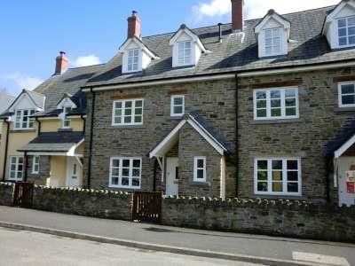 Thumbnail Town house to rent in Clyro, Hay On Wye