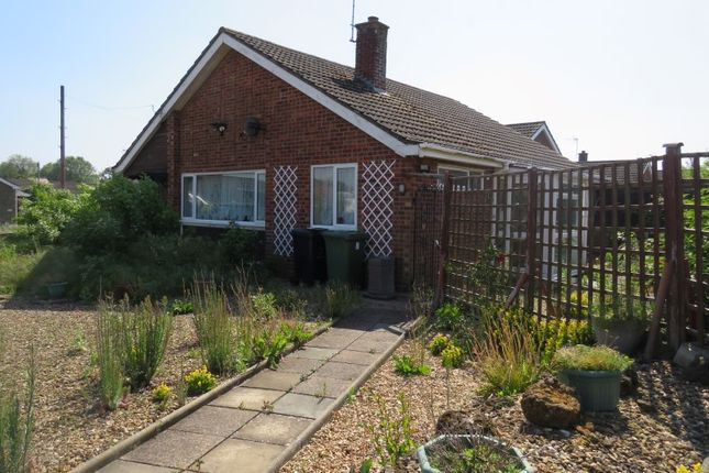 Thumbnail Bungalow for sale in Westfields, Narborough, King's Lynn, Norfolk