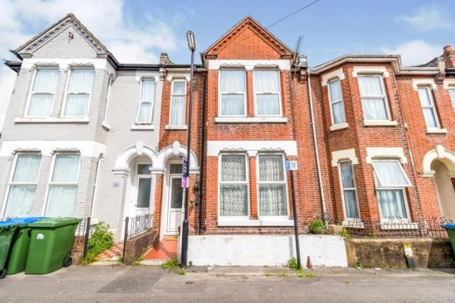 Thumbnail Terraced house for sale in Shakespeare Avenue, Southampton