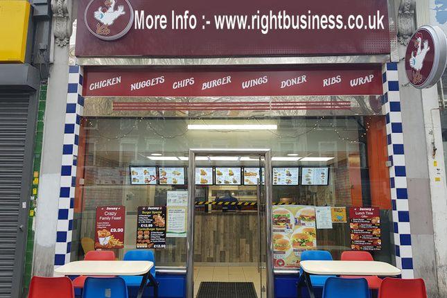 Thumbnail Retail premises for sale in Caledonia Road, London.