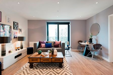 Thumbnail Flat for sale in Olympic Way, Wembley
