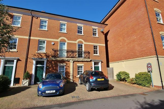 Thumbnail End terrace house for sale in St. Gabriels, Wantage