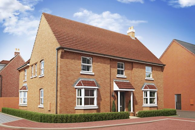 """Thumbnail Detached house for sale in """"Henley"""" at Great Denham, Bedford"""