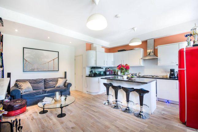 Thumbnail Flat to rent in Gap Road, Wimbledon