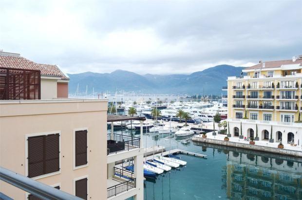 Thumbnail Apartment for sale in Porto Montenegro, Tivat, Montenegro
