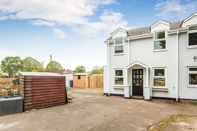 Thumbnail Semi-detached house to rent in Barton Road, Exeter