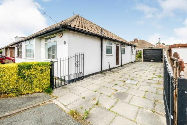 Thumbnail Bungalow for sale in Kenview Close, Widnes, Cheshire, .
