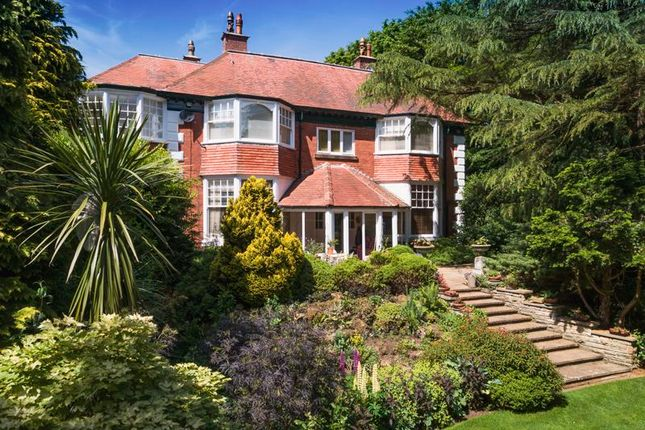 Thumbnail Detached house for sale in Station Road, Scalby, Scarborough