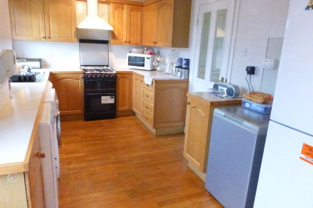 Thumbnail End terrace house to rent in Kincraig Road, Rushey Mead, Leicester