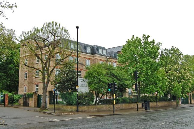 Thumbnail Flat for sale in Bryant Court, The Vale, London