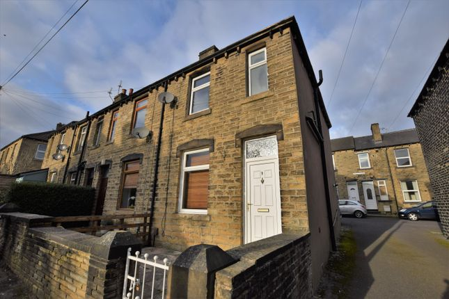 Terraced house for sale in Grasscroft Road, Marsh, Huddersfield