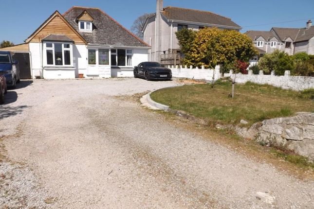 4 bed detached bungalow for sale in Forth Coth, Carnon Downs, Truro TR3