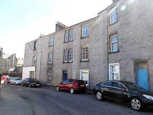 Thumbnail Flat for sale in Glebe Street, Campbeltown