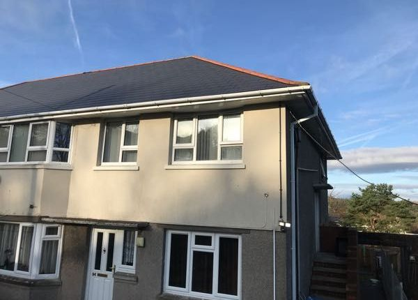 Thumbnail Flat for sale in Tredegar Road, Ebbw Vale