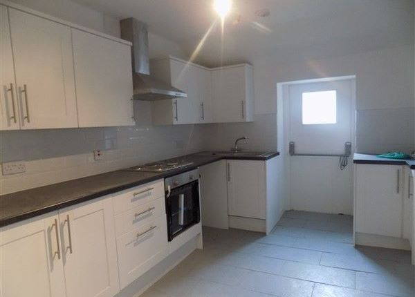 Thumbnail Maisonette to rent in Unit 3, High Street, Abertillery.