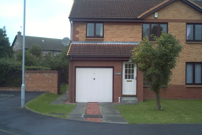 Thumbnail Detached house to rent in Dalcross Way, Dunfermline