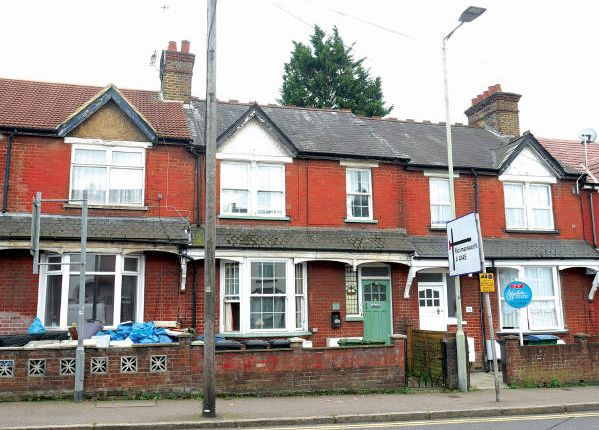 Thumbnail Block of flats for sale in 90A, B And C, Vicarage Road, Hertfordshire
