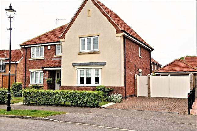 Thumbnail Detached house for sale in The Pines, Hull