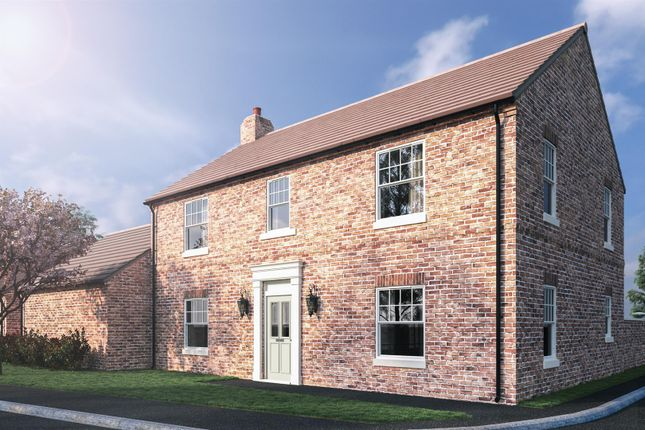 Thumbnail Detached house for sale in Plot 8, Woldgate Pastures, Kilham