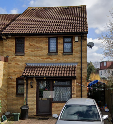 Thumbnail End terrace house to rent in Badgers Close, Hayes