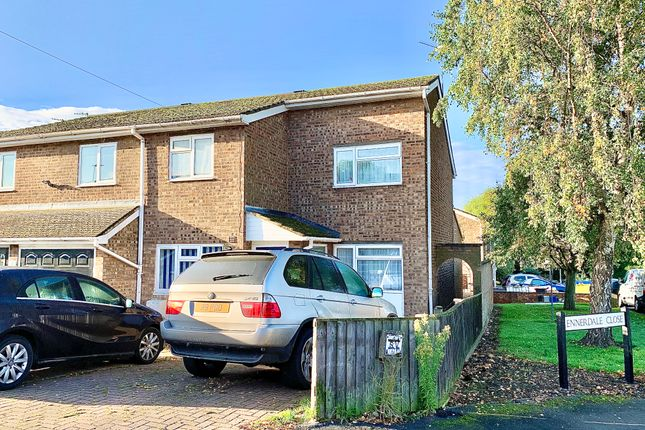 Thumbnail Semi-detached house to rent in Kentmere Close, Bedford