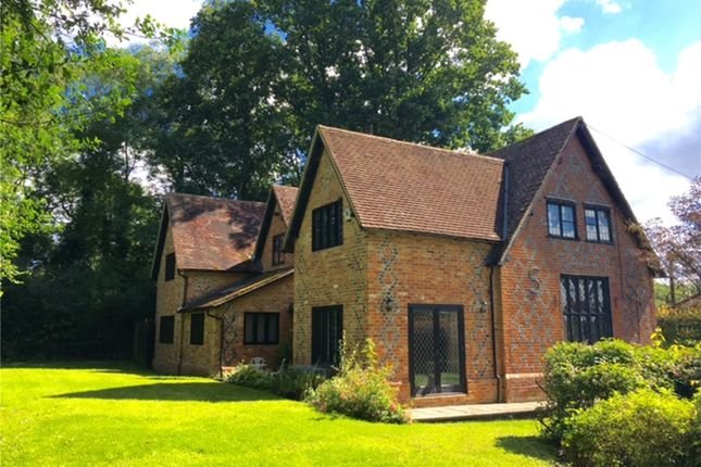 Thumbnail Detached house for sale in Hartley Wespall, Hook, Hampshire