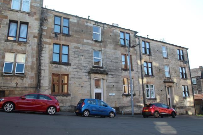 Exterior of Murdieston Street, Greenock, Inverclyde PA15